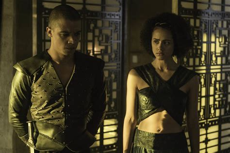 actor game of thrones grey worm 14 times grey worm from game of thrones didn t need a
