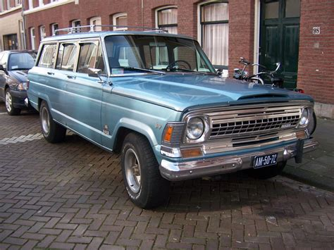Panoramio Photo Of Jeep Wagoneer 1971