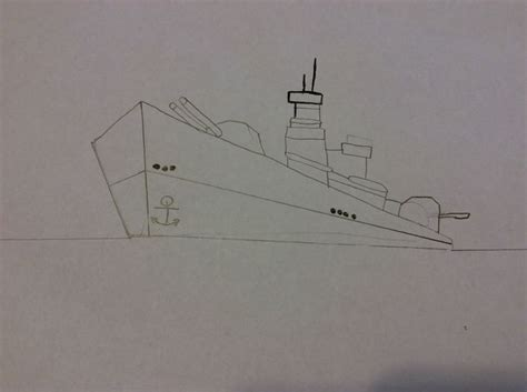 How To Draw A Tudor Boat by How To Draw A Ship With Pictures Wikihow