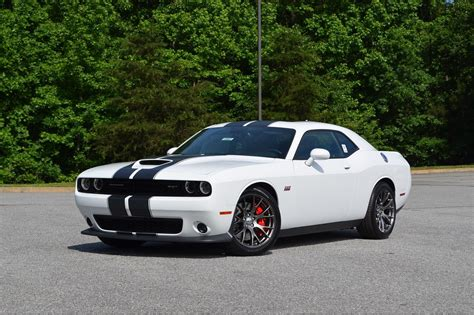 dodge challenger srt  shaker white hd wallpaper   wheeled friends dodge