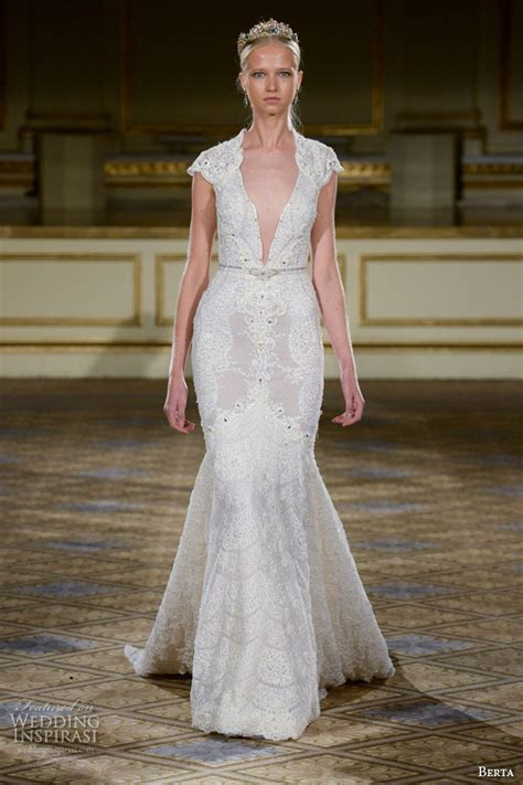 berta fall  wedding dresses  york bridal runway
