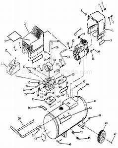 Craftsman 919152920 Parts List And Diagram