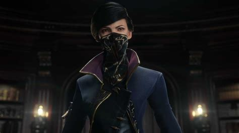 Dishonored 2 Emily And Corvo Play And Feel Different
