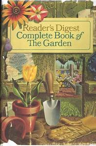 Reader's digest complete book of the garden. [Catcuses ...