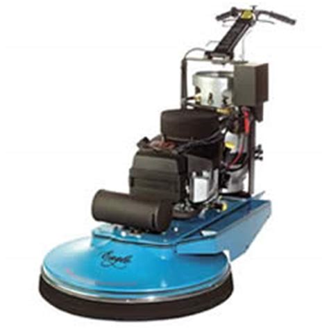 eagle talon 2700 dust control propane floor burnisher
