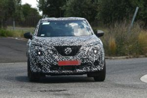 generation  nissan rogue spied testing suvs