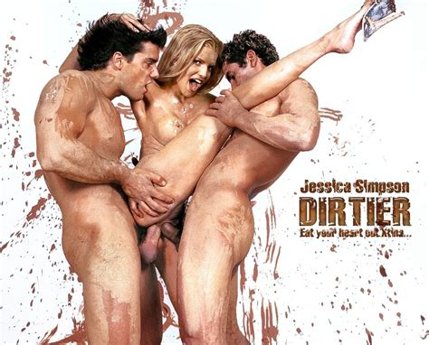 Jessica Simpson Getting Fucked In Fantasy Pics Pichunter