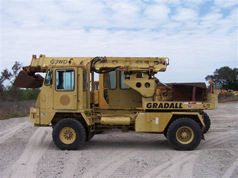 Gradall G3WD Parts | Southern Tractor