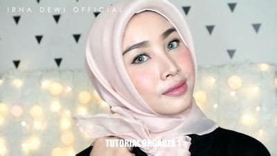 tutorial hijab organza  pesta gaya hijab kecantikan tutorial hijab sederhana