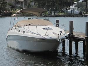 1999 Sea Ray 260 Sundancer Power Boat For Sale