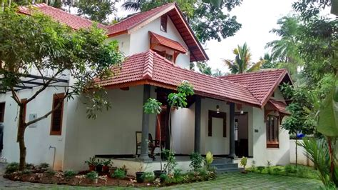 Traditional Kerala Style Residence designed around an