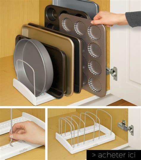 placard de rangement cuisine 23 objets quot gain de place quot pour optimiser l 39 espace d 39 une