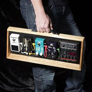 Guitar Effects Pedal Board Design