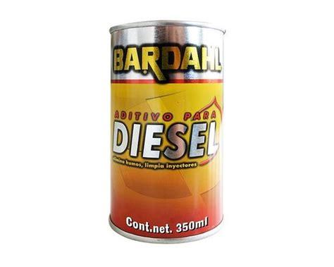Bardahl Aditivo Para Diesel Distribuidora De Químicos E