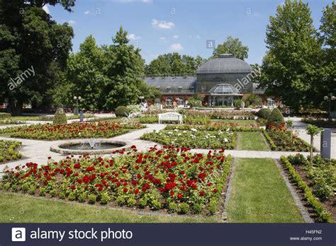 Botanischer Garten Hessen by Frankfurt Botanical Garden Stockfotos Frankfurt
