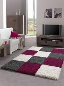 Tapis Rose Et Gris : tapis gris et blanc et rose ~ Dailycaller-alerts.com Idées de Décoration