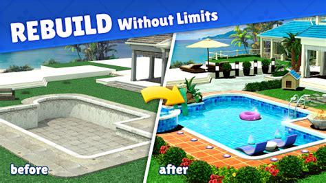 home design caribbean life apk mod unlimited money