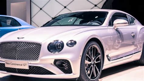 2018 Bentley Continental Gt Revealed