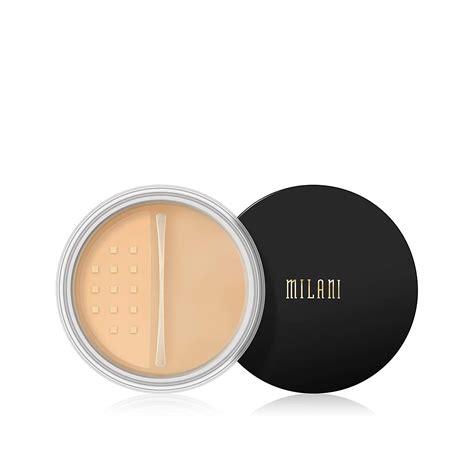 milani setting powder translucent