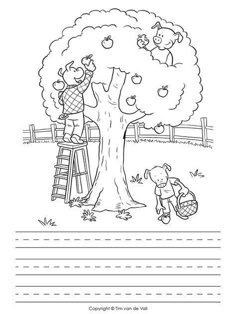 pigs activity book tims printables