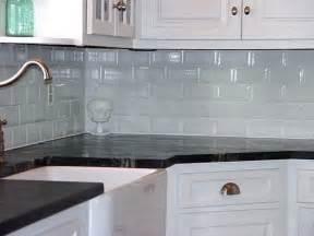 Corner Glass Backsplash Tiles   Med Art Home Design Posters