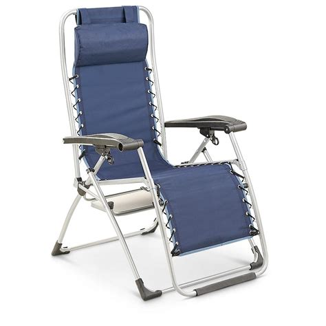 chair with side table mac sports anti gravity chair with side table 581485
