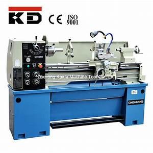 China Semi Automatic Lathe Machine Metal Lathe Manual