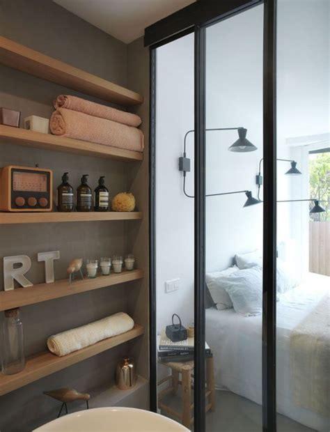 si鑒e de salle de bain salle de bain avec verriere conseils et idées clemaroundthecorner