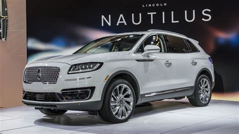 ford crossover black 2019 lincoln nautilus midsize suv replaces lincoln mkx