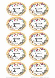 free printable jam jar labels uma printable With jelly jar labels printable free