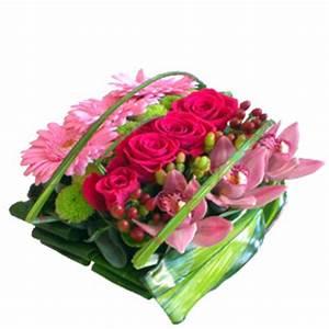 Fleur fete des meres couleurs senteurs et stylesle blog for Chambre bébé design avec bouquet de fleur carré