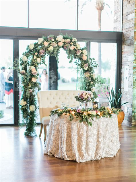 Pin By Weddings Romantique On Sweetheart And Head Table In