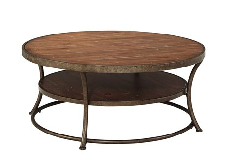 Ashley Nartina Round Cocktail Table Ashleyt8058 At. Large Round Ottoman Coffee Table. Pull Out Drawers For Kitchen Cabinets Lowes. Child Lap Desk. Wrought Iron Table Lamps. School Desk Replacement Parts. White Desk With Hutch For Sale. At The Front Desk. Computer Desk For Laptop