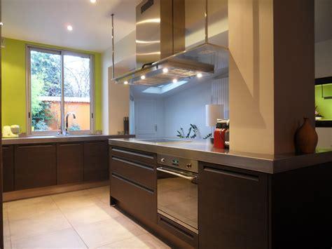 plan ilot central cuisine une cuisine aux contraintes maîtrisées inspiration