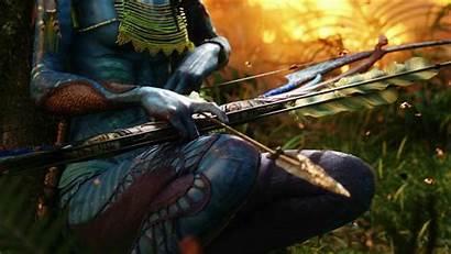 Arrow Bow Avatar Arrows Wallpaperup 1080p Background