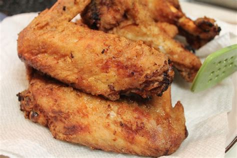 smoked chicken wings brine deep fried turkey wings i heart recipes