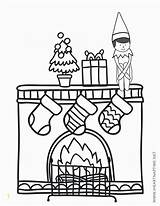 Elf Shelf Coloring Printable Colouring Nuts Sheets Heart Iheartnaptime Norris Naptime Pets Reindeer Divyajanani Worksheets Incredible Boy Fireplace Sitting Template sketch template