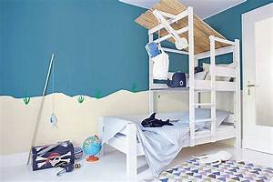 Gestaltung Kinderzimmer Junge : kinderzimmer gestalten ~ A.2002-acura-tl-radio.info Haus und Dekorationen
