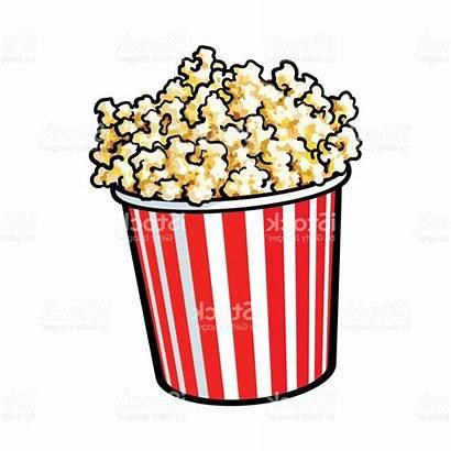 Popcorn Clipart Bowl Bucket Clip Clipartmag 1024