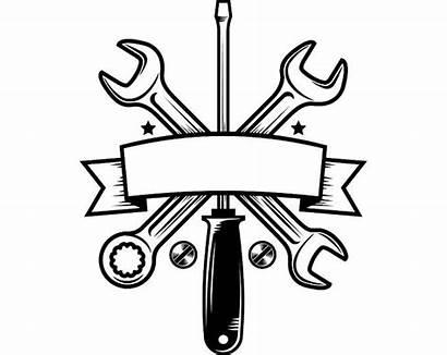Svg Tool Wrench Plumber Construction Handyman Screwdriver