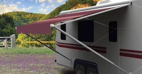 complete rv awning carefree pioneer lite buy it as a complete awning or