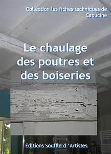Badigeon Poutre Et Boiserie : recette badigeon chaux peintures et enduits naturelles ~ Premium-room.com Idées de Décoration