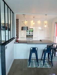 Petit Ilot Cuisine : une petite cuisine qui a tout d une grande le blog ~ Premium-room.com Idées de Décoration