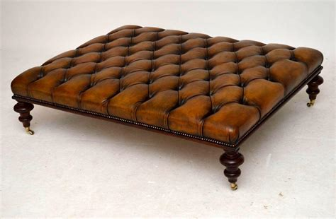 leather top coffee table antique leather top coffee table coffee table design ideas