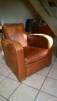 renovation cuir fauteuil club sofolk