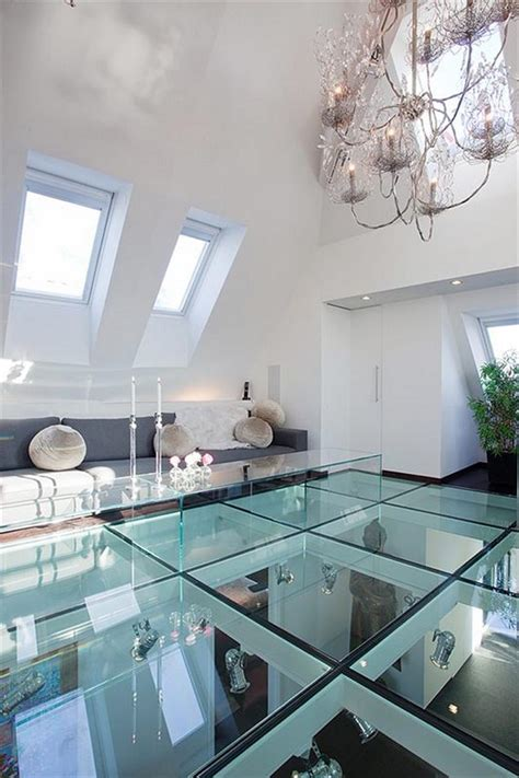 breathtaking glass floor ideas   original interior