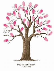 Arbre A Empreintes : arbre empreintes a imprimer la crafterie ~ Farleysfitness.com Idées de Décoration