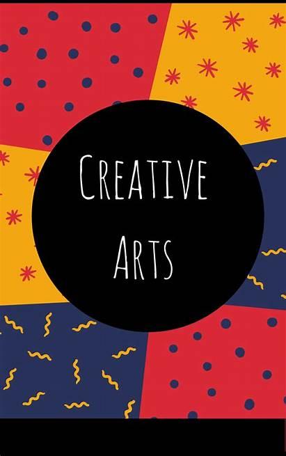 Creative Arts Poster