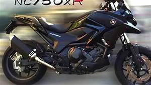 Honda Nc 750 X Dct : new honda nc750x dct 2016 youtube ~ Melissatoandfro.com Idées de Décoration