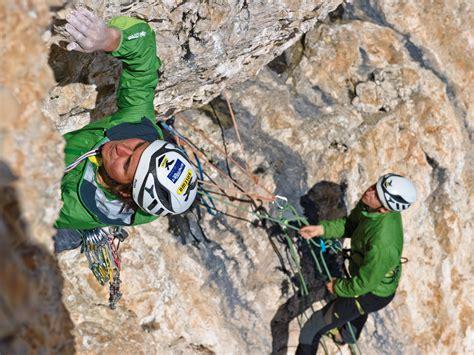 Bergsteigerschule Führung  Klettern Österreichischer